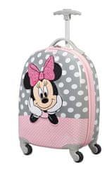 Samsonite Dětský kufr Disney Ultimate 2.0 Spinner 20,5 l minnie glitter