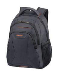 """American Tourister Batoh At Work Laptop Backpack 20,5 l 13.3""""-14.1"""" šedá/oranžová"""