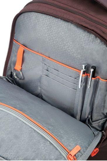 """Samsonite Batoh na notebook Hexa-Packs BP M EXP Work 21/25 l 15.6"""""""