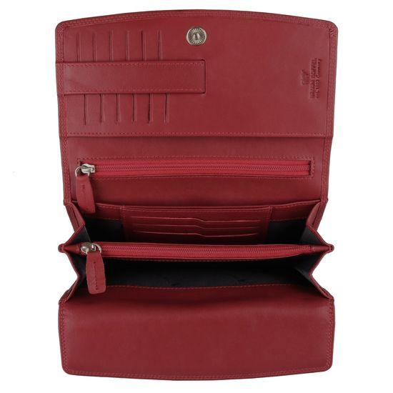 Braun Büffel Dámská kožená peněženka Golf 2.0 90455-051