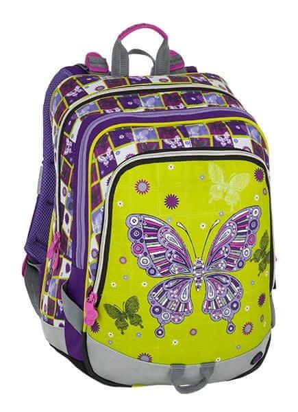 Bagmaster Školní batoh ALFA 8 A 19 l