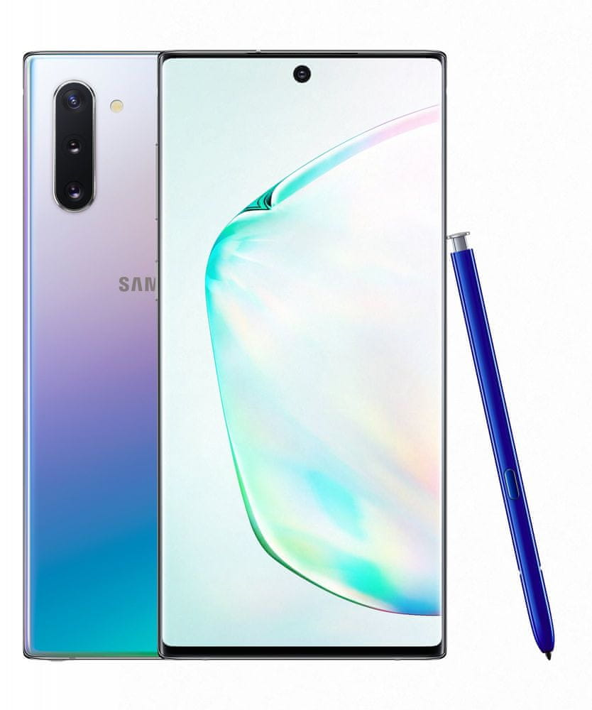 Samsung Galaxy Note10, 8GB/256GB, Aura Glow