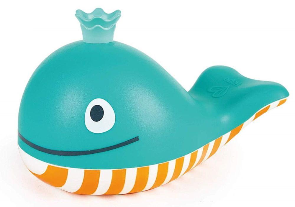 Hape Hračky do vody - Velryba s pěnou