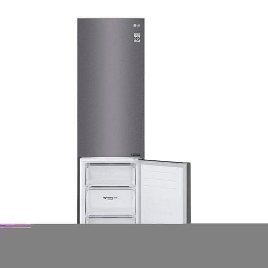 LG chłodziarko-zamrażarka GBP62DSNFN