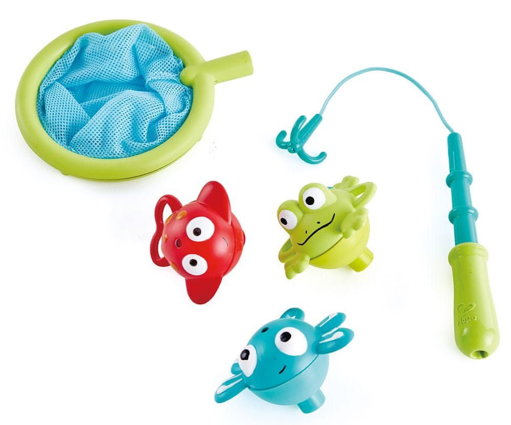Hračky do vody Rybářský set
