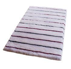 ROUTNER Fürdőszoba-szőnyeg, cseh produkció, PESCINA Fehér - 50 x 80 cm