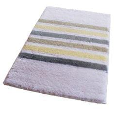 ROUTNER Fürdőszoba-szőnyeg, cseh produkció, RAGUSA Fehér - 50 x 80 cm