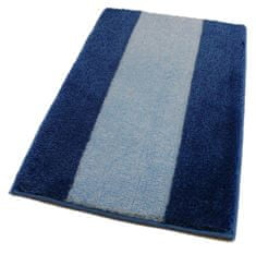 ROUTNER Fürdőszoba-szőnyeg, cseh produkció, ATHENA Kék - 50 x 80 cm