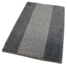 ROUTNER Fürdőszoba-szőnyeg, cseh produkció, ATHENA Szürke - 50 x 80 cm