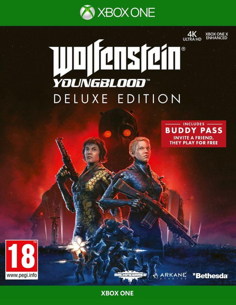 Wolfenstein: Youngblood - Deluxe Edition (XONE)