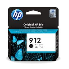 HP 912, fekete (3YL80AE)