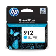 HP 912, azurová (3YL77AE)