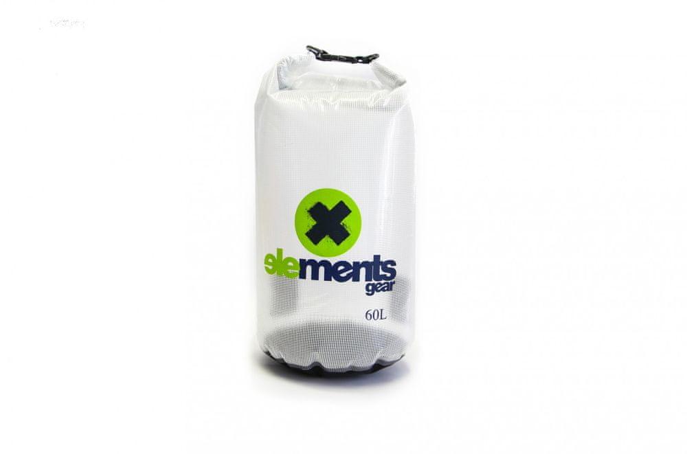 Elements Gear Transparent 60L průhledný