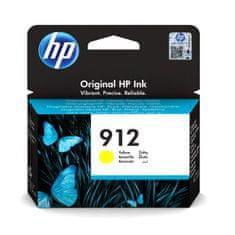 HP 912, žlutá (3YL79AE)