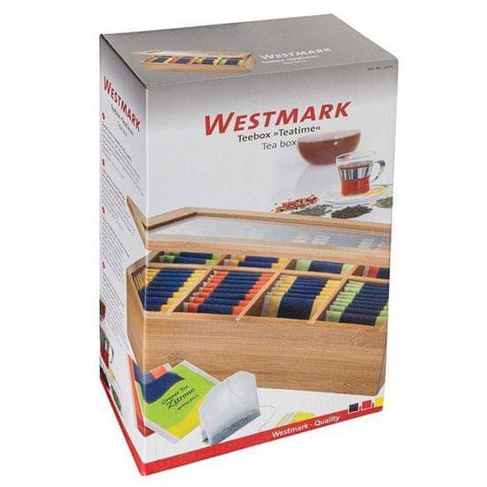 Westmark pojemnik na herbatę w torebkach