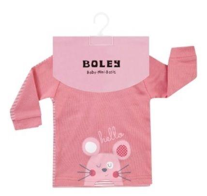 BOLEY dívčí set 2ks triček
