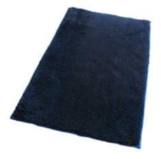 ROUTNER Fürdőszoba-szőnyeg, cseh produkció, COTTON Sötétkék - 50 x 80 cm