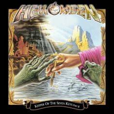 Helloween: Keeper Of The Seven Keys Part II (2x CD) - CD