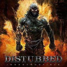 Disturbed: Indestructible (2008) - CD