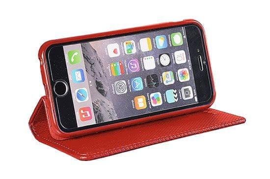 Havana torbica za Samsung Galaxy A80 A805, preklopna, crvena