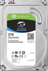 "Seagate SkyHawk, 3,5"" - 2TB ST2000VX008"