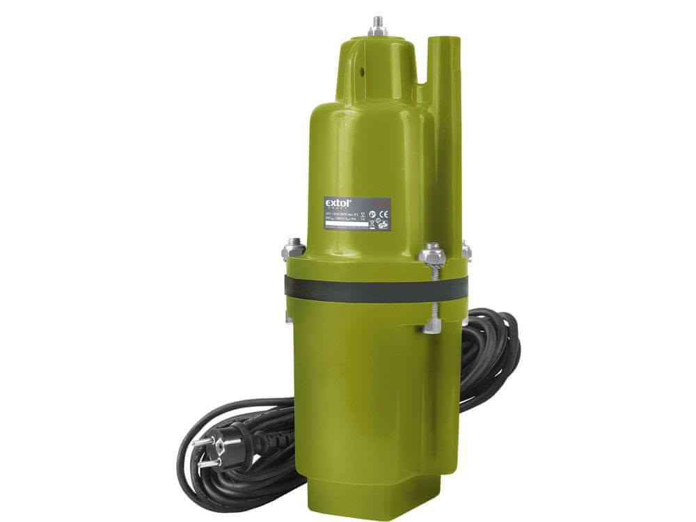 Extol Craft Čerpadlo membránové hlubinné ponorné, 600W, 2000l/hod, 20m