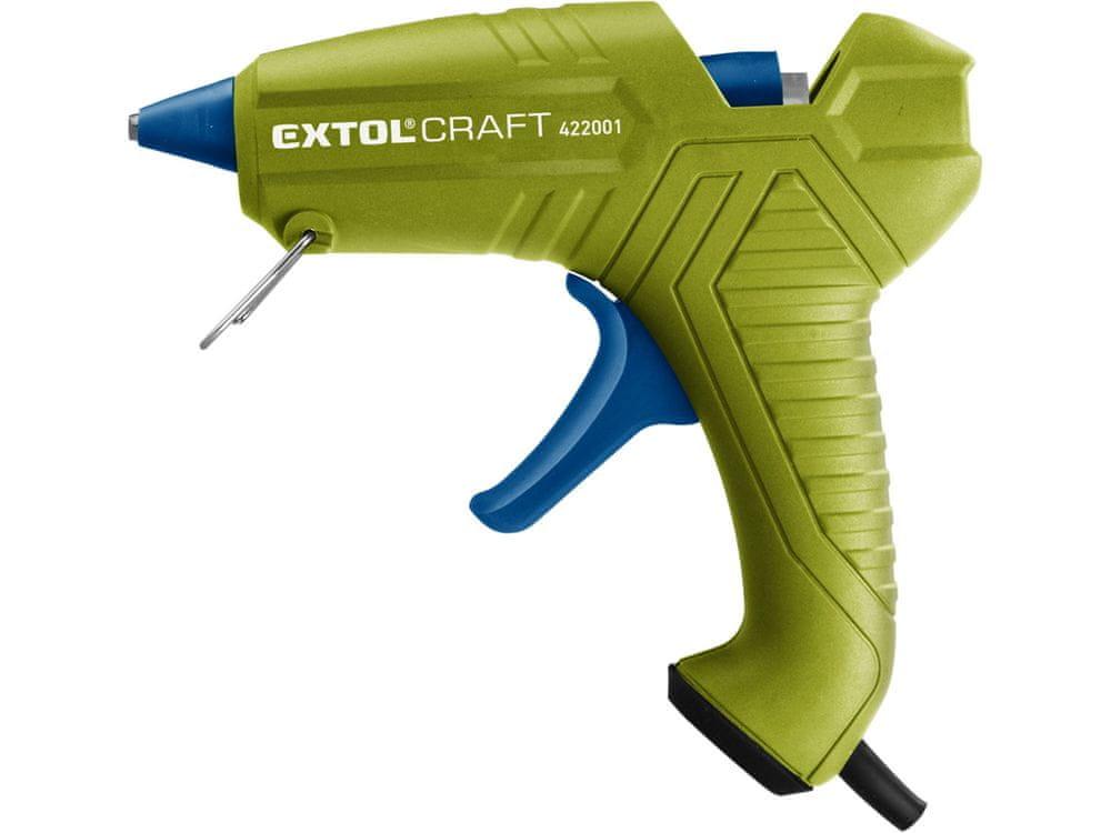 Extol Craft Pistole tavná lepící, Ř11mm, 40W