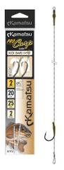 Kamatsu – Boilies návazec Koi Bari Expert 25lb/vel.2