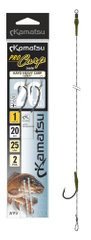 Kamatsu – Boilies návazec Kayo Heavy Carp Expert 25lb/vel.1