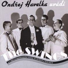 Havelka Ondřej a Jeho Melody Makers: Ondřej Havelka Uvádí The Swings - CD