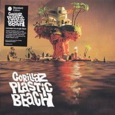 Gorillaz: Plastic Beach (2010) - CD