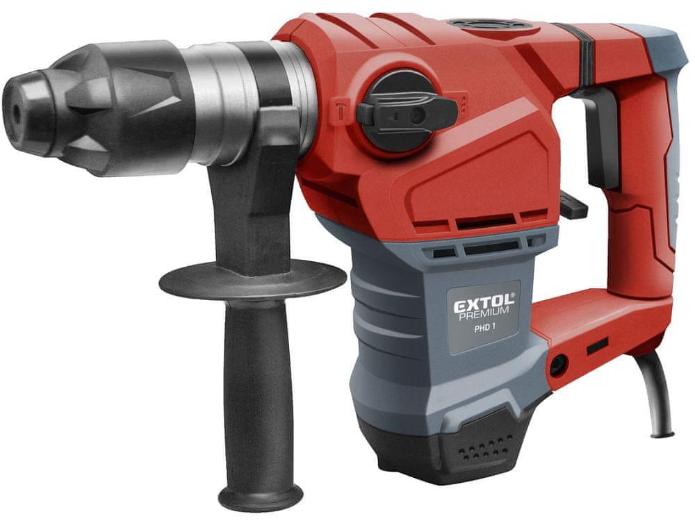 Extol Premium Kladivo vrtací, SDS plus, 5,5J, 13mm, PHD 1