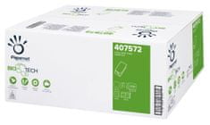 Papernet Ecolabel Biotech V zložene biorazgradljive brisače, 2-slojne, 15 zvitkov