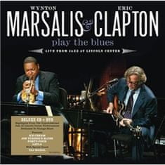 Marsalis Wynton, Clapton Eric: Play the Blues: Live from Jazz at Lincoln Center - CD