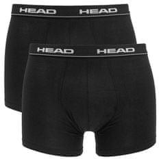 Head 2PACK pánske boxerky čierne (841001001 200) - veľkosť M