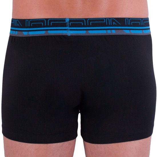 Gino Pánské boxerky černé (73080)