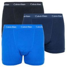 Calvin Klein 3PACK pánske boxerky viacfarebné (U2662G-4KU) - veľkosť XL