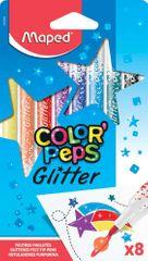Maped flomastri Glitter 8/1