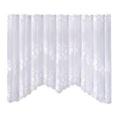 My Best Home zasłona dekoracyjna ILONA 300x150 cm, biały