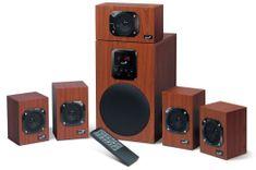 Genius SW-HF 5.1 4800 v2 (31730017400) hangszóró szett
