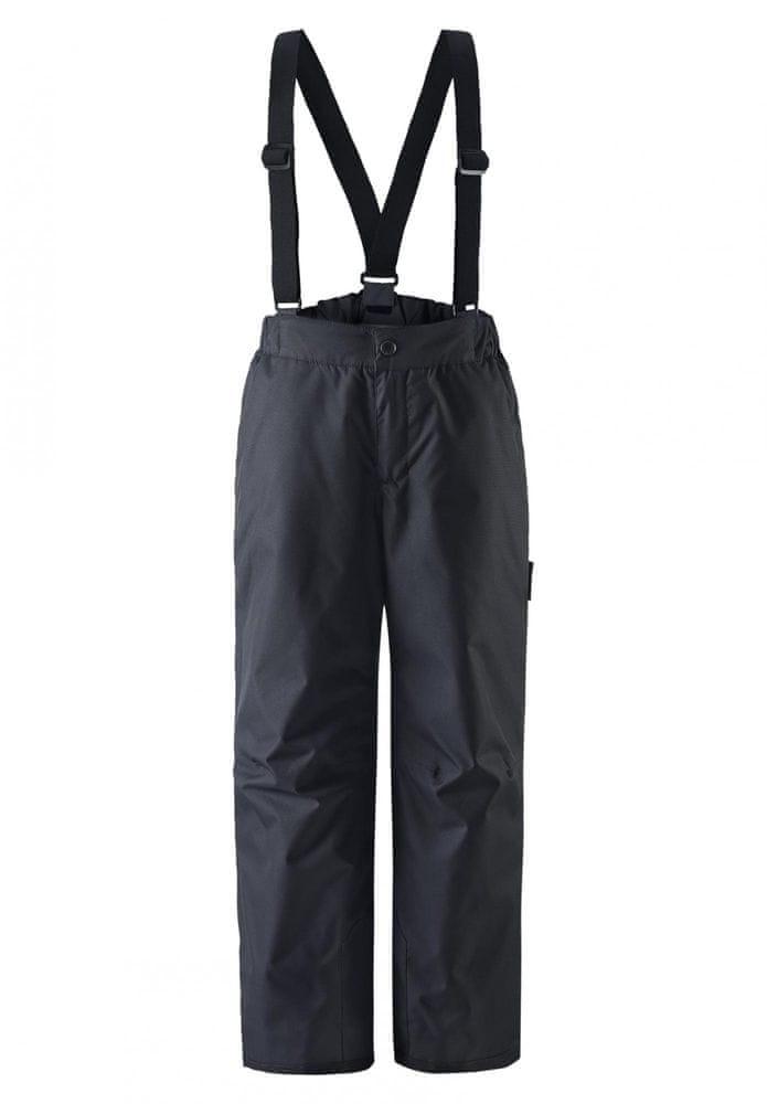 Reima dětské lyžařské kalhoty Proxima 134 černá