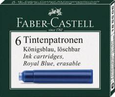 Faber-Castell bombice 6/1, modre