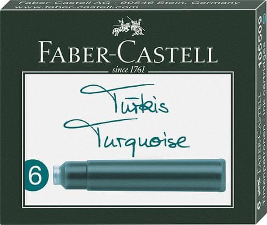 Faber-Castell bombice 6/1, turkzina