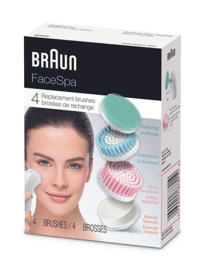Braun SE 80MV, nastavak za masažu lica