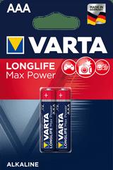 Varta Baterie Longlife Max Power 2 AAA 4703101412