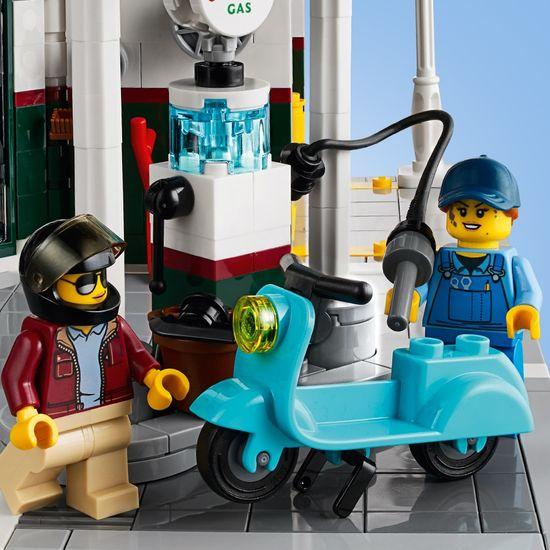 LEGO Creator Expert 10264 Kotna garaža - Odprta embalaža