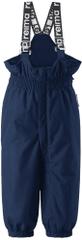 Reima dětské zimní kalhoty Stockholm 80 tmavě modrá