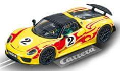 CARRERA auto Porsche 918 Spyder