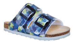Protetika fiú ortopéd papucs 27 kék