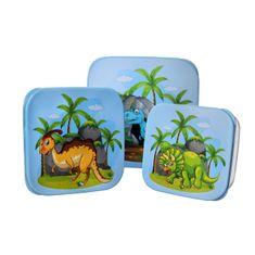 Orion Desiatový box CHILD Dinosaurus 4 ks